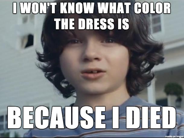 blue dress memes