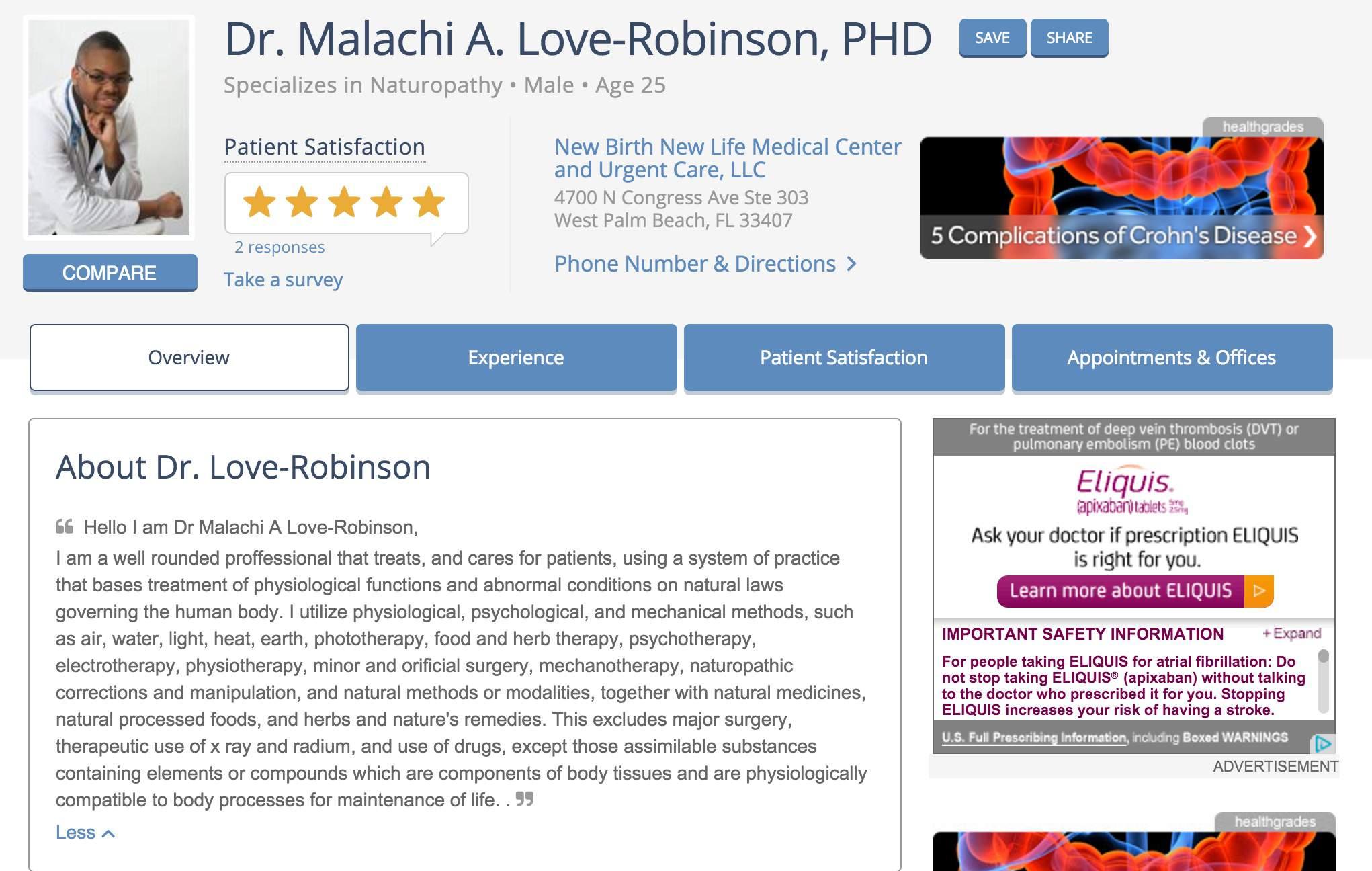 malachi-health-grades